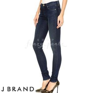 J Brand Super Skinny Jeans 620 Nocturnal 27 x 31